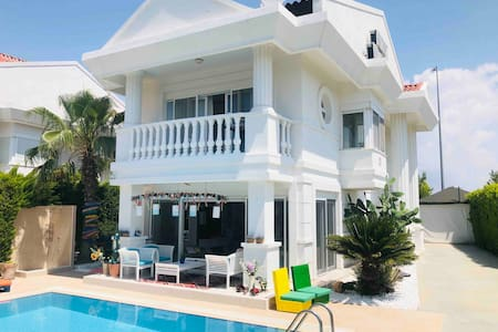 Private Luxury Villa Belek/Antalya