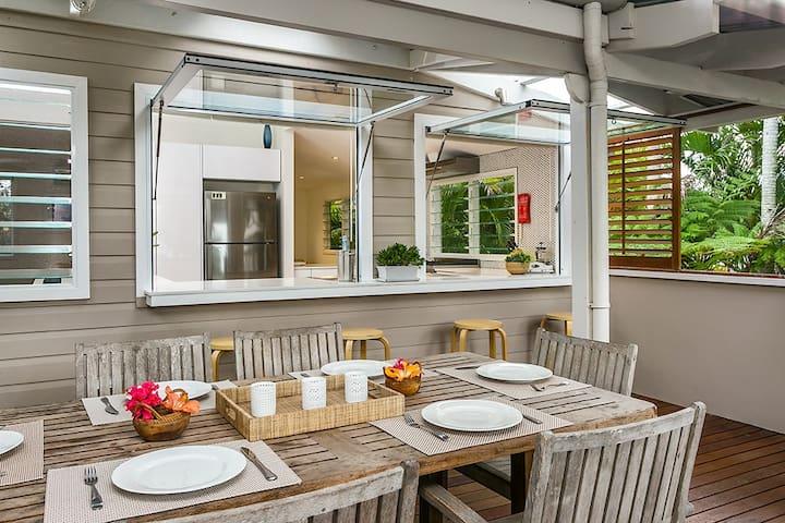 Laila's on Belongil - Byron Bay - Apartamento