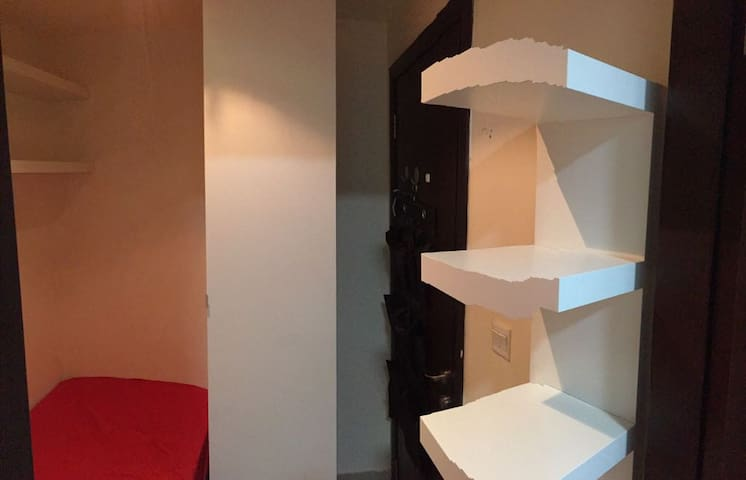 Private small room for Clean Lady In Duplex