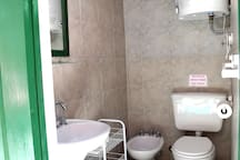 Banio y ducha privado