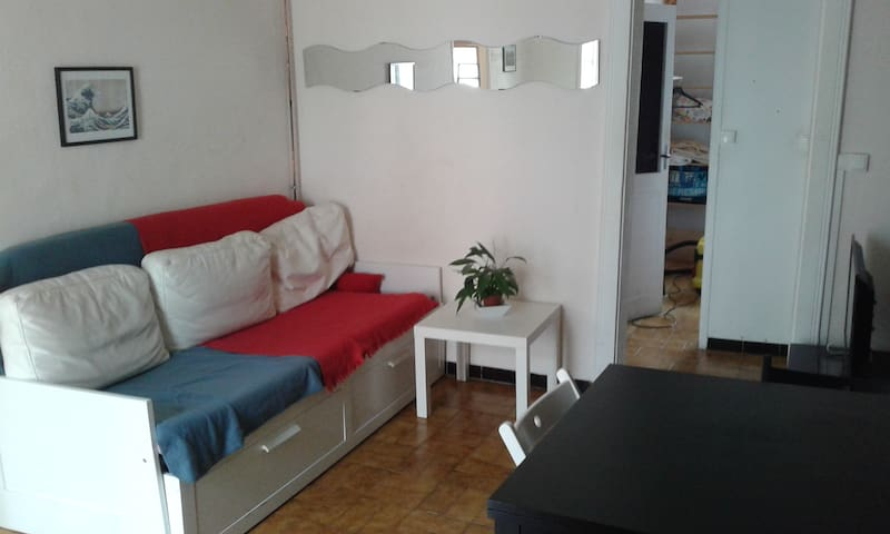 2bedroom flat, city center, close to train station - Montpellier - Appartement