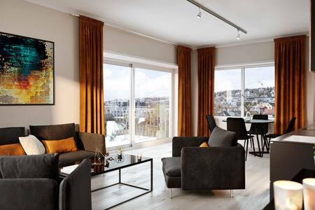 Luxury downtown apartments - ap 404