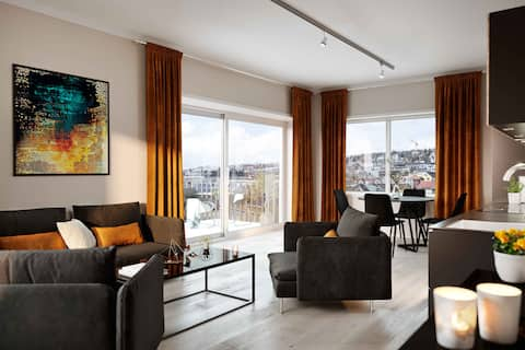 Luxury downtown apartments - ap 404