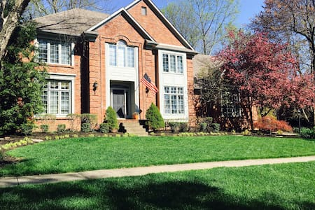 Executive Derby Home 4bd/3ba - Louisville