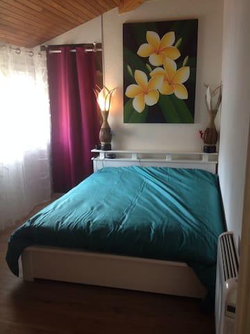 Sympathique appartement au calme - Cazaubon - Apartment