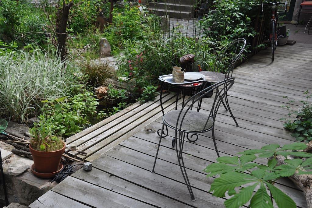 art studio auf einem handwerkhof h user zur miete in f rth bayern deutschland. Black Bedroom Furniture Sets. Home Design Ideas