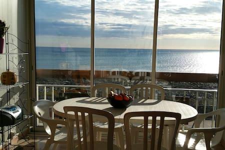 F3 avec superbe vue mer et canigou - Le Barcarès