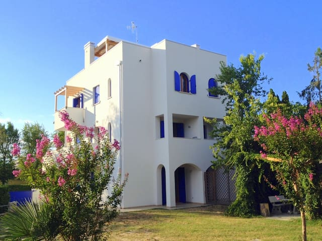 GROUND FLOOR APARTMENT WITH GARDEN - Duna Verde - House