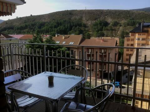 Piso céntrico. En Sabiñanigo Huesca.