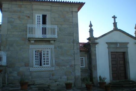 CasadoCasteloFermedo,Arouca até 6 quartos c.Capela - Fermedo