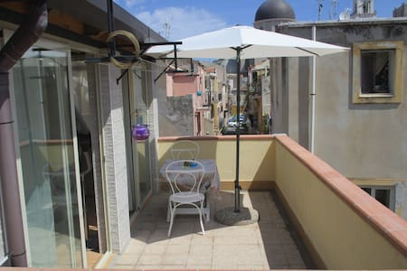 Holiday Milazzo Sun and Moon - Apartamento