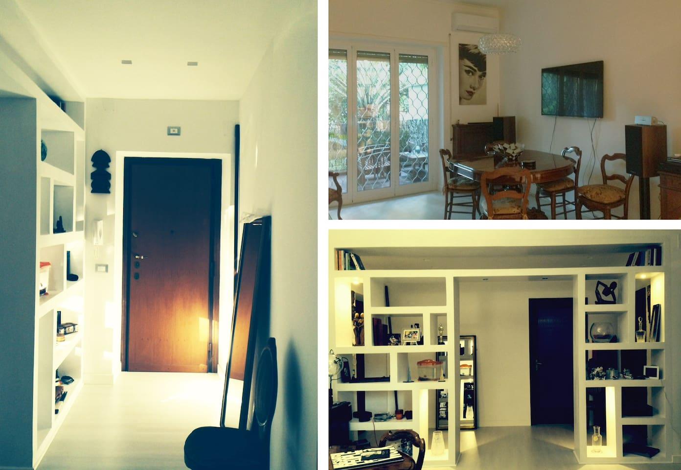 Newly refurbished apartment