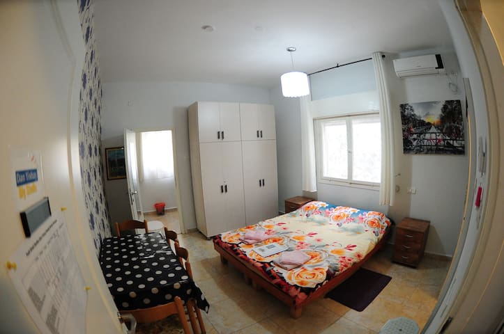 Care4U- puah studio apartment - Haifa - Bed & Breakfast