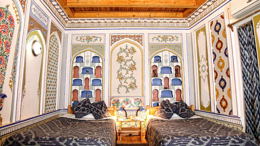 Minzifa Boutique Hotel in Bukhara