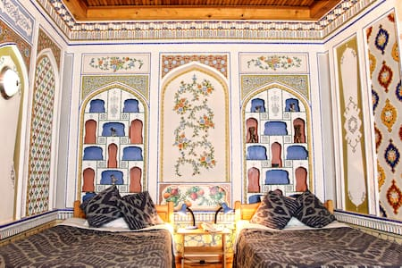Minzifa Boutique Hotel in Bukhara - Bed & Breakfast