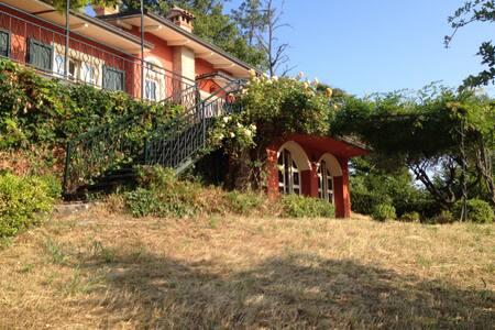Charming Villa in Carmignano Pavia! - Montalto Pavese - Villa - 2