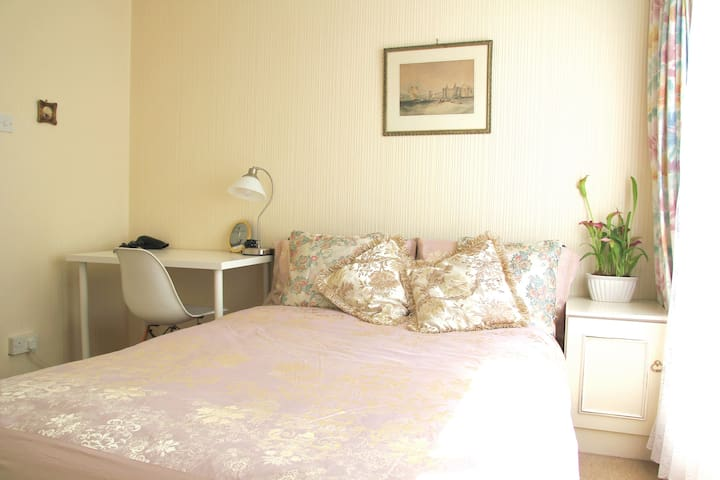 Regents park double room. The best.