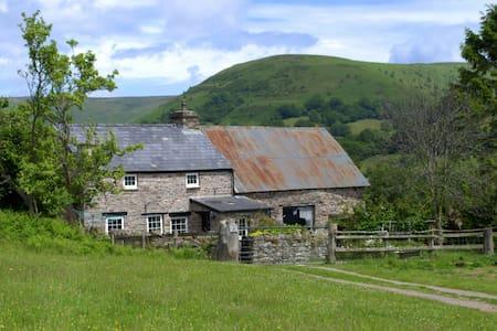 Tredomen Cottage. Llanbedr - Llanbedr. Crickhowell - 独立屋