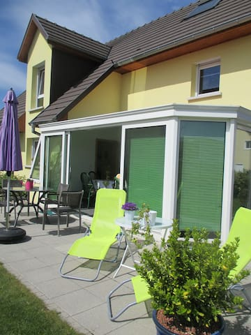 Chez Roselyne et Bala - oberschaeffolsheim - บ้าน
