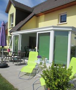 Chez Roselyne et Bala - oberschaeffolsheim - Talo