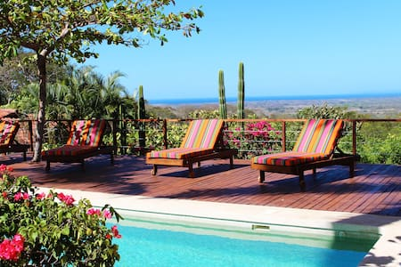 Casa Bella Vista - on top of hill & close to sea