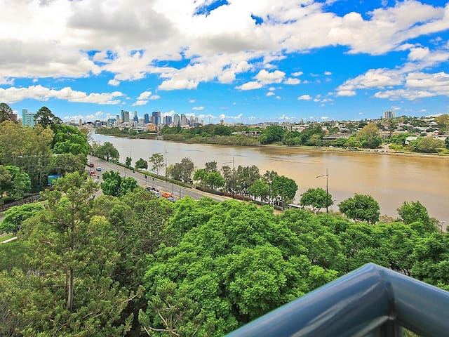 Riverside Self-contained Apartment - Toowong - Wohnung