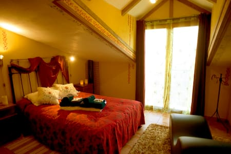 Apartamento rural con Spa privado-Majuelo Love Spa - Monasterio - 公寓