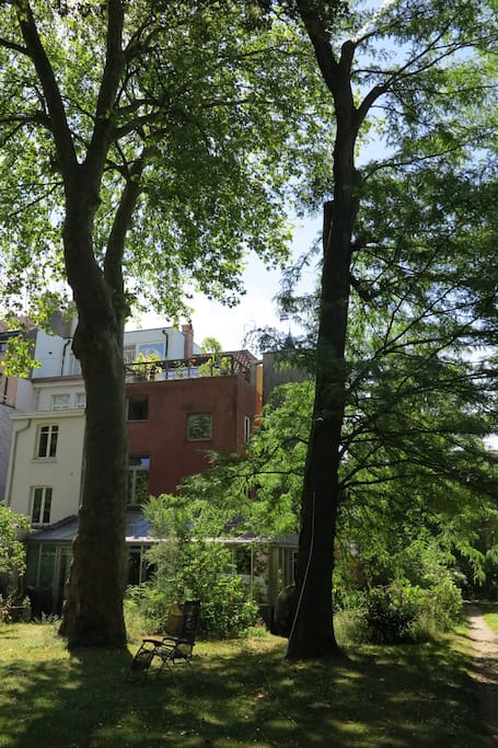 merveilleux appartement avec jardin appartements louer