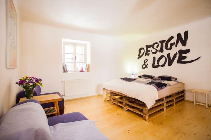 Cozy apartment in center of Prague