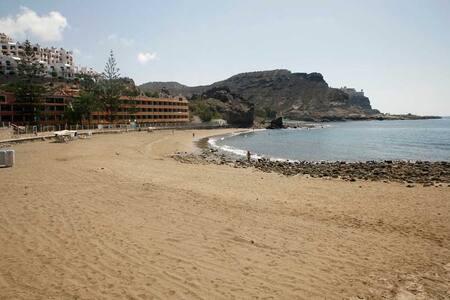 Jardín ParaisoTranquilo apartamento Playa del Cura