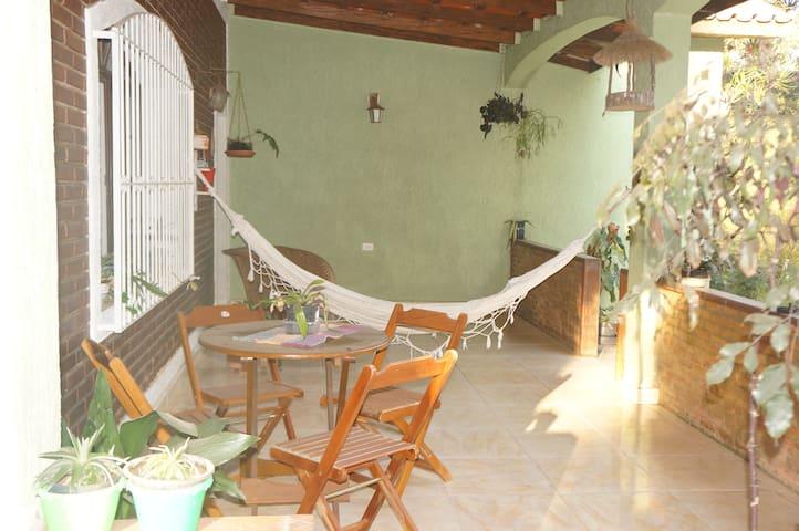 Casa de Campo para Relaxar
