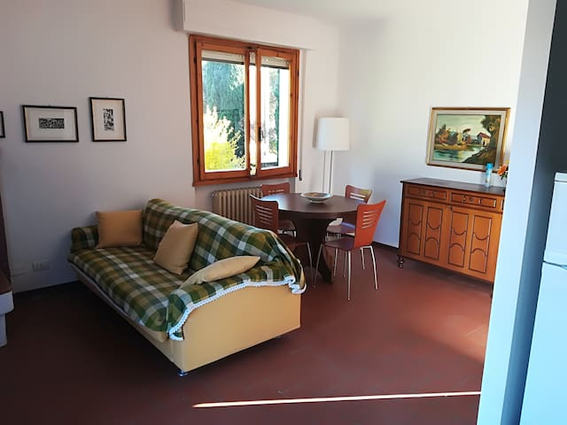 Deluxe apartment in Poggibonsi Center