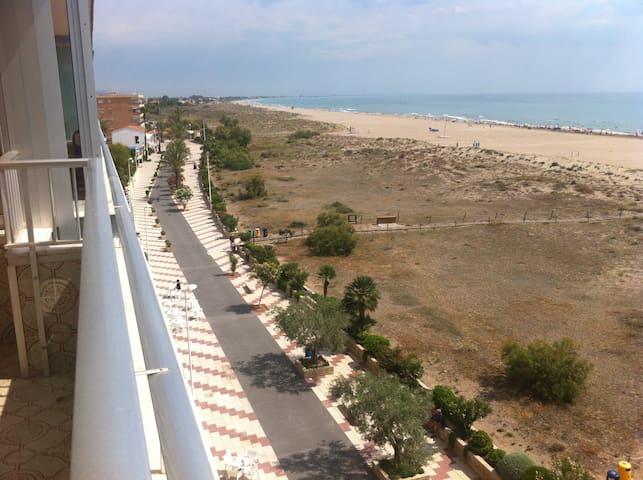 Apartamento con vistas al mar - Canet d'en Berenguer - อพาร์ทเมนท์