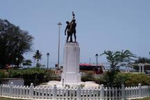 Miramar Circle ( 2min away)