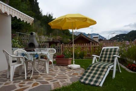 Monolocale disponibile solo estate - Molina - Casa