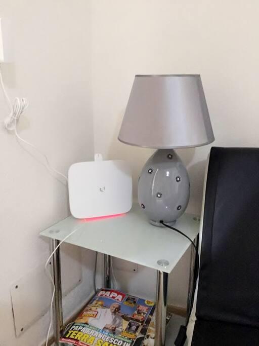 il wi-fi per i nostri ospiti