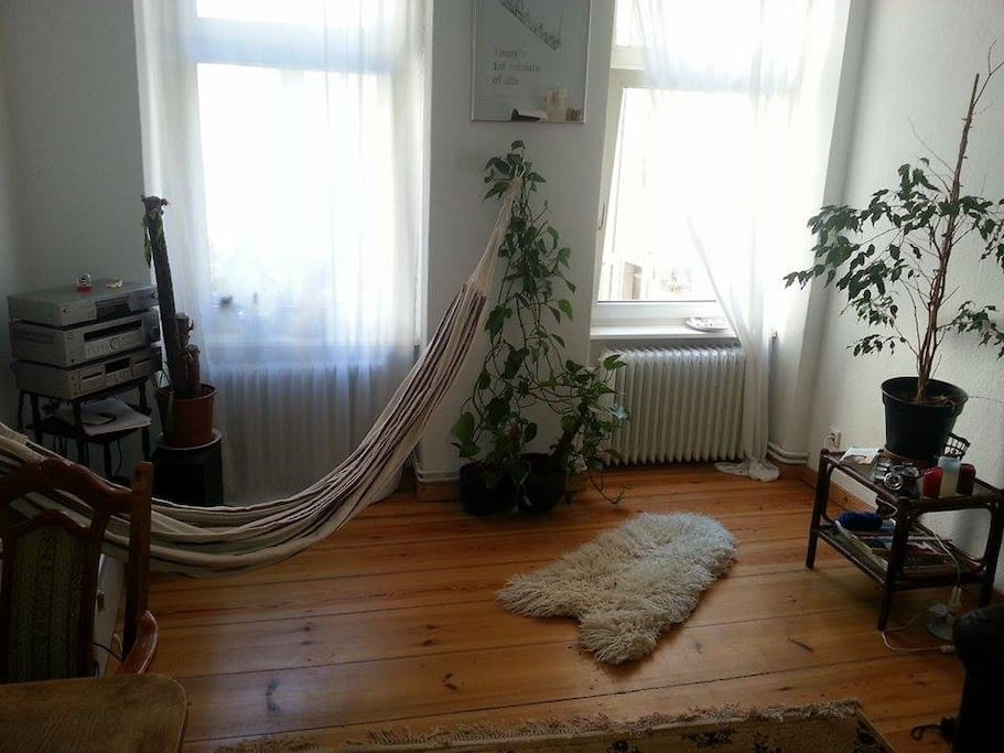 cosy 2 room appartment in kreuzberg flats for rent in. Black Bedroom Furniture Sets. Home Design Ideas