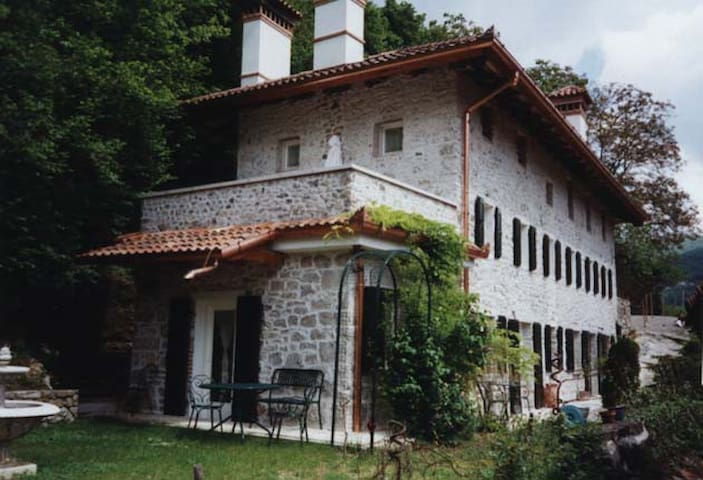 The House of Fairytales in Italy - Prepotto - 別荘