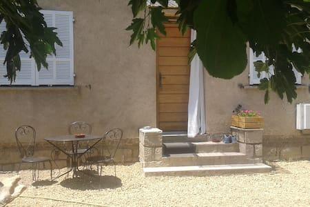 maison ancienne calme et paisible - Sainte-Lucie de Porto-Vecchio - Casa
