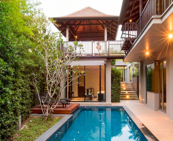 Villa by the beach - Thalang - Casa