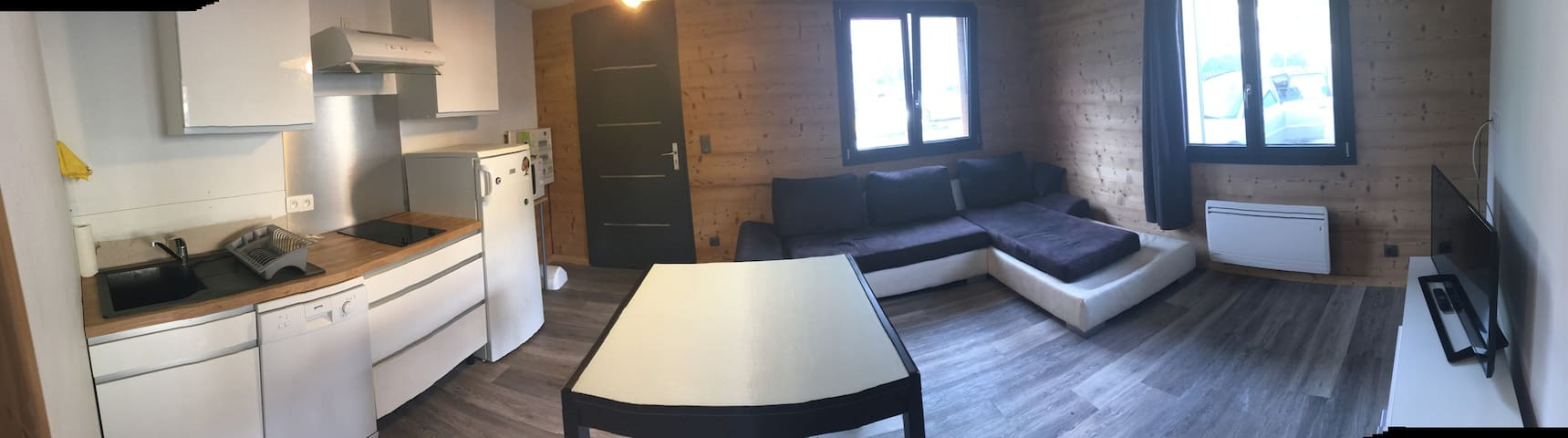 Appartement chaleureux