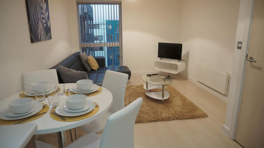 Calisto Serviced Apartment