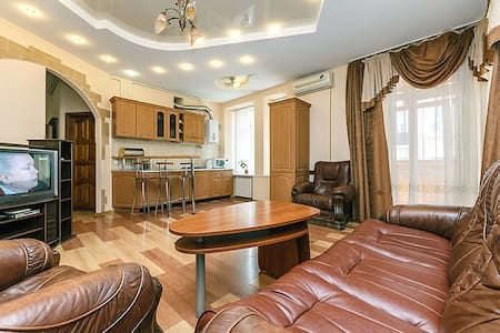 2-bedroom apartment near Independence Square