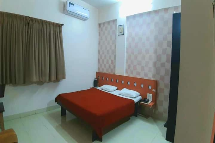 Super Deluxe AC Room @Hotel Cool Palace