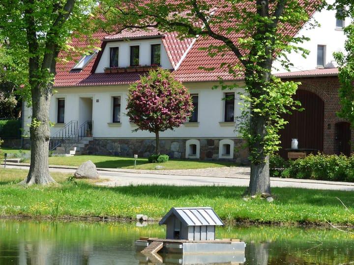 Kastanienhof Garrey neue FeWo Nähe Wittenberg