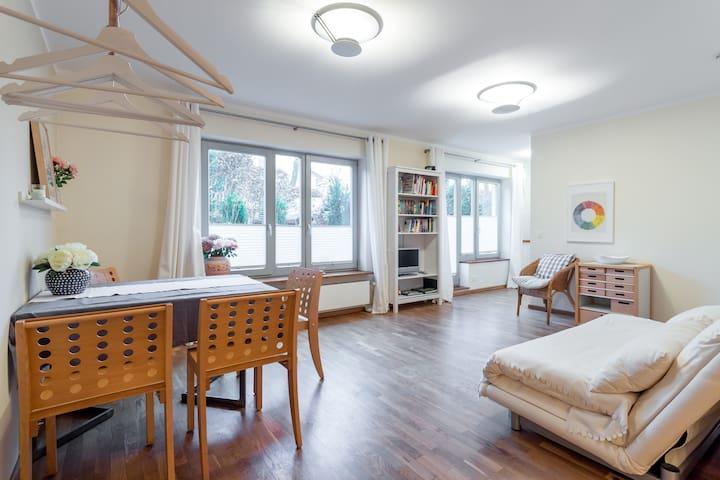 Charmante Wohnung im ruhigen, grünen Kleinmachnow