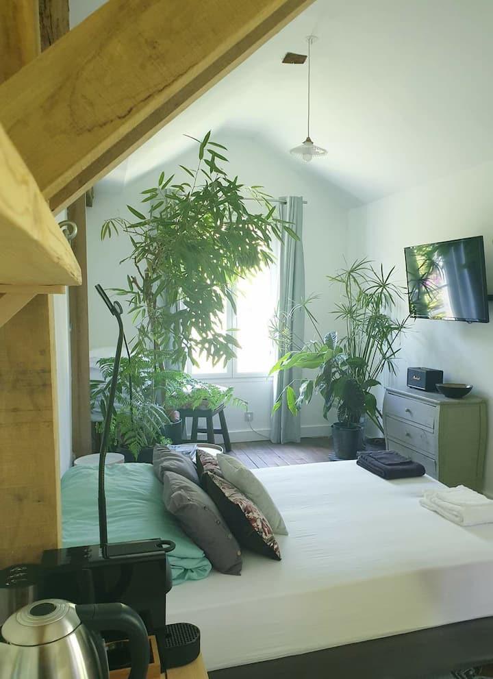 La petite maison du jardin d'Apollon
