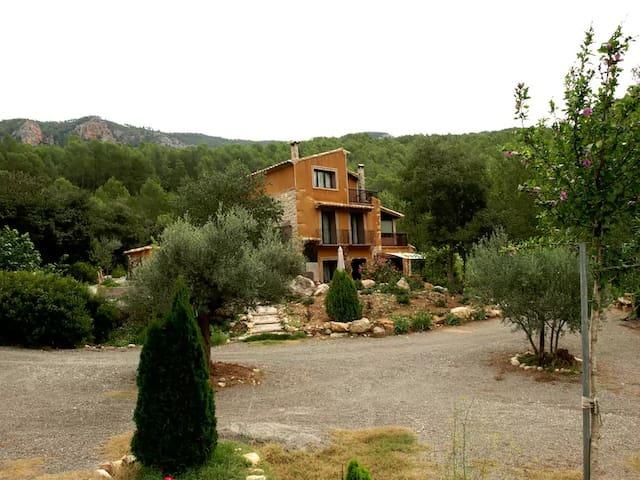 AMANECER EN EL NIDO - Montanejos - Huis