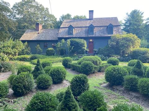 Enchanting!! 330 Yr Old Renovated Storybook Estate