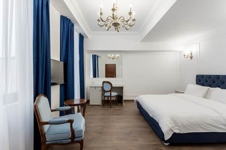 Lahovary Palace Junior Suite Deluxe 11